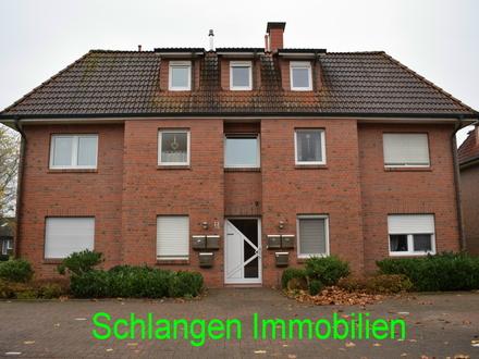 Eigentumswohnung mit Balkon in der Hansestadt Friesoythe