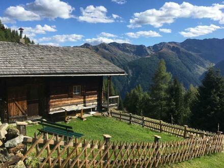 Almhütte in Osttirol (Gritzer Alm 9962)