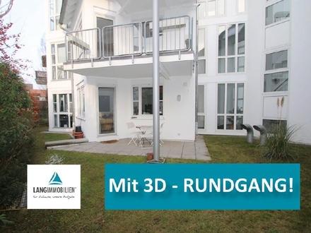 +++ Frühlingstraum mit Terrasse und Garten! Top-2 ZW im schönen Friedrichsdorf +++