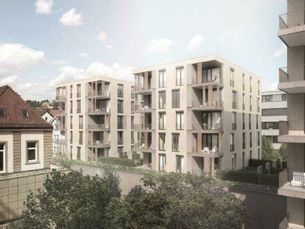 Neubau - Wohnen im neuen Trendviertel - 3. Obergeschoss