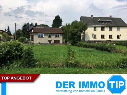 Idyllisches Baugrundstück für ein EFH in Kleinhartmannsdorf zu verkaufen