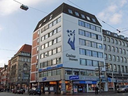 Gepflegtes Büro über den Dächern Bremens