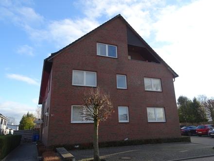 Oldenburg Bürgerfelde - geräumige 3-Zimmer-Wohnung