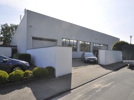 Hochwertige Halle in Münster-Roxel