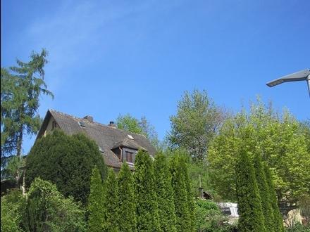 Großes Grundstück mit viel Potenzial in Glattbach in einer ruhigen Nebenstraße