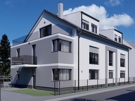 Provisionsfrei für Käufer: Penthaus-Neubau mit großer Dachterrasse in Hochzoll-Nord