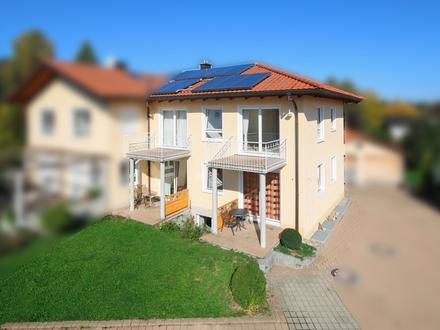 Moderne und sonnige Doppelhaushälfte für die große Familie
