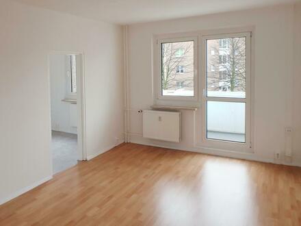 Freizeit im Grünen und entspannen zu Hause, in Ihrer neuen 3-Raum-Wohnung!