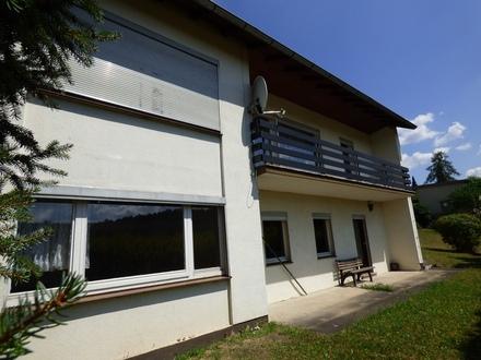 Wohnhaus mit viel Platz und zusätzlichem Baugrundstück