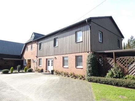 Bauernhaus mit Wohnanbau und Scheune, ideal als Mehrgenerationenhaus nahe Oldenburg