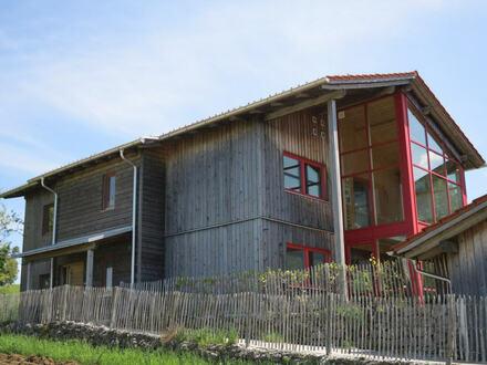 Tolles Massivholzhaus mit Platz für die ganze Familie!