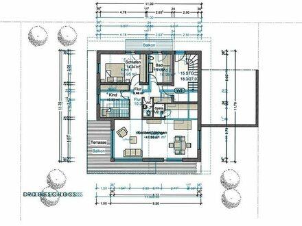 3-Zimmer-Erdgeschoss-Wohnung
