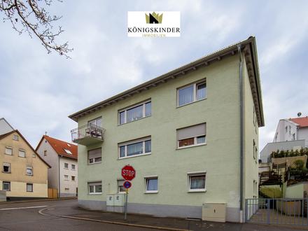 Gemütliche 2-Zimmer-Wohnung in zentraler Lage in Böblingen - auch als Kapitalanlage geeignet
