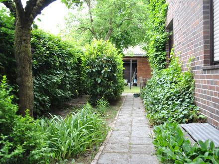 Sanierte Erdgeschosswohnung mit Garten in zentraler Lage von Sögel!