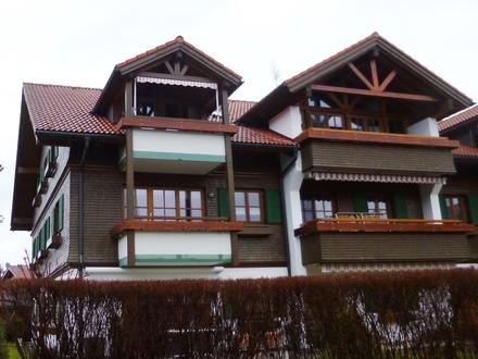 Helle, sonnige 3-Zimmer-ETW in Rettenberg-Untermaiselstein