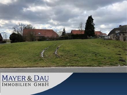 Wittmund:Aufgepasst! Schönes Eckgrundstück in eingewachsener Siedlung Obj-Nr. 4179
