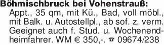 Böhmischbruck bei Vohenstrauß:...