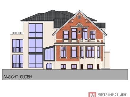 Neubau - Exclusive Erdgeschosswohnung im alten Ortskern von Rastede (Obj.-Nr.: 5838)