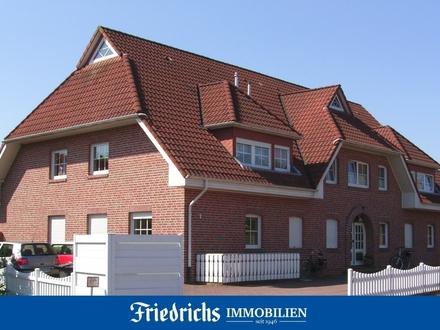 Möbliertes Appartement im Erdgeschoss mit Gartenanteil in Bad Zwischenahn-ruhige Wohngebietslage