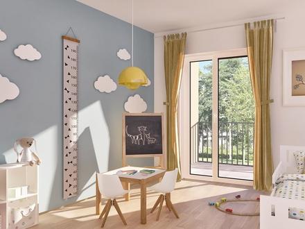 5-Zimmer-Wohnung im Stadthaus Stil