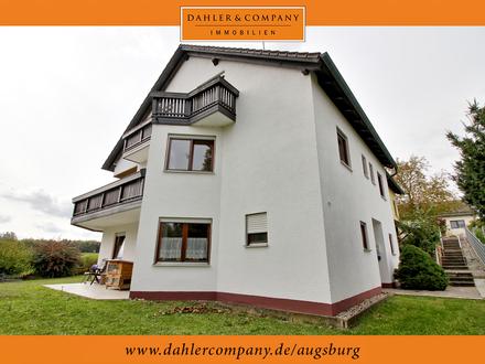 Großzügige Maisonettewohnung mit zwei Balkonen