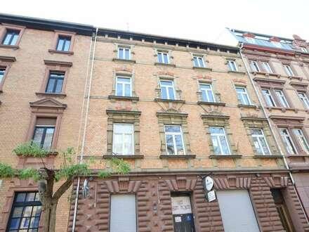 Ludwigshafen-Hemshof Nord:Mehrfamilienhaus inkl. Gewerbeeinheit und mit Ausbaupotenzial