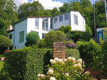 In Bestlage von Dossenheim - Traumhaftes Anwesen mit phantastischem Fernblick