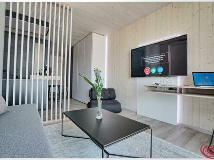 Erstbezug - Rundum-Sorglos-Paket - voll möbliert ++Timber Town Living++