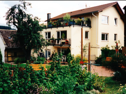 3-Zimmerwohnung, Grävenwiesbach, OT Laubach