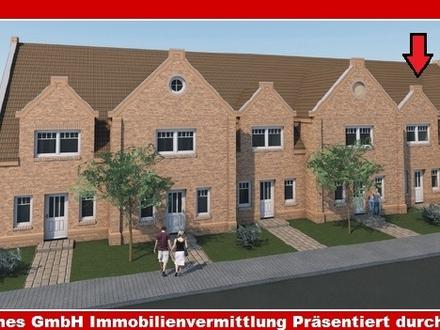 Neubau-Reihenmittelhaus mit Terrasse in Haren-Emmeln zu vermieten!