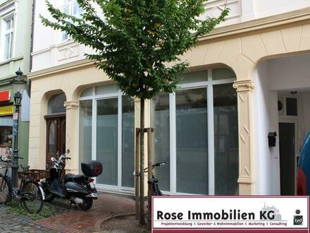 ROSE IMMOBILIEN KG: Ladenlokal in der Mindener Innenstadt zu vermieten