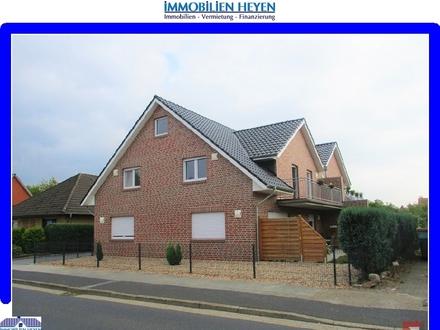 !!!Neuwertige-Obergeschosswohnung mit Balkon in Papenburg- Untenende!!!