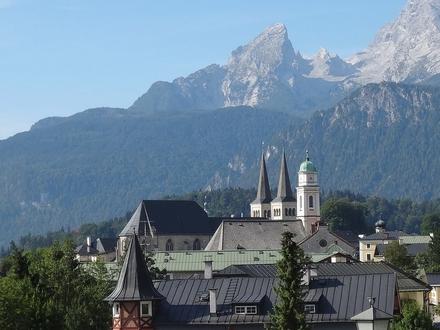 Berchtesgaden: 2 Zimmer Wohnung mit Balkon