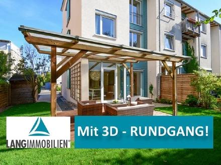 ++ Viel Platz für die Familie! Modernes REH mit 5 Zimmern, Dachterrasse und Garten in Eschersheim ++