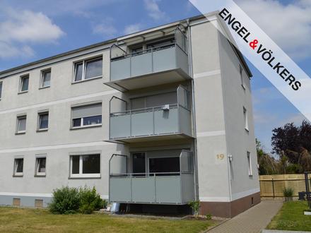 Großzügige 4 Zi.-Wohnung mit Balkon in ruhiger Lage