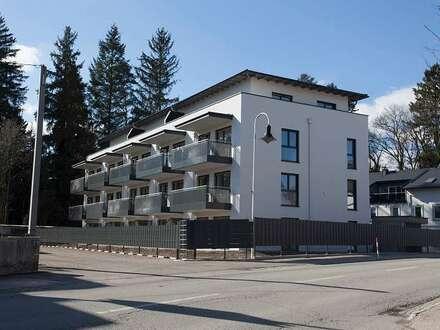 Penthouse Wohnung, zentrale Lage, Erstbezug in Mattighofen