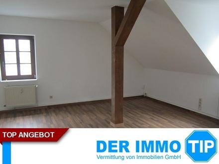Preiswerte 2 Zimmerwohnung mit Holzbalken und Tageslichtbad mit Wanne in Chemnitz Gablenz mieten