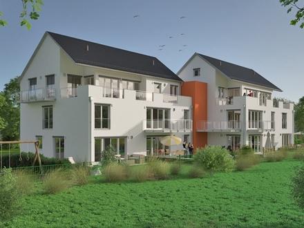 Neubau Erstbezug: Attraktive Maisonettewohnung in Kempten-Eich!