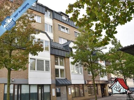 Gemütliche 2 ZKB Wohnung im Herzen von Oldenburg!!