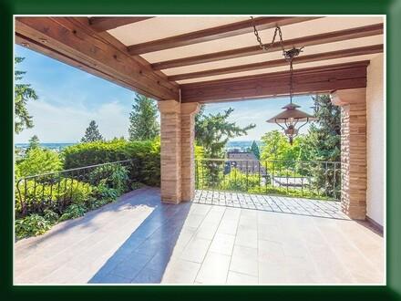 Reifferscheid - Villa in sehr guter, oberer Hanglage mit ausgezeichnetem Panoramablick