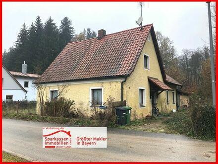 Zur Versteigerung! Einfamilienhaus in Vilseck