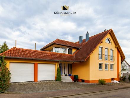 Einzigartiges Einfamilienhaus inklusive Wintergarten & Dachterrasse in ausgezeichneter Lage