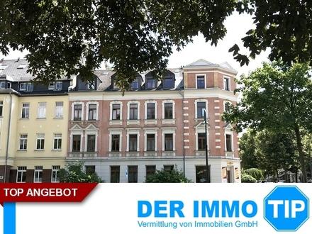 +++Hereinspaziert! - Zweiraumwohnung auf dem schönen Kassberg ab September 2018 mieten+++