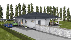 Bungalow in Hille