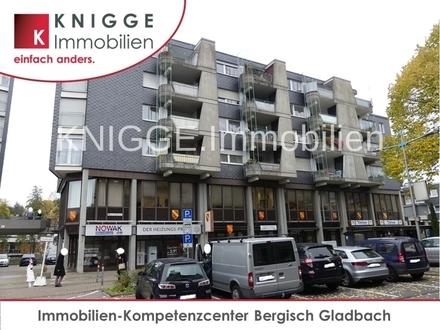 +++ Frisch renovierte Wohnung im Zentrum von Bergisch Gladbach +++