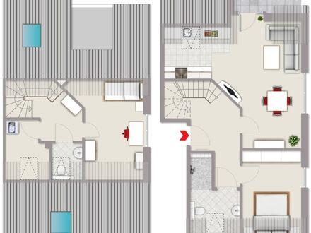 Neubau Masionette Wohnung in schöner Lage zu verkaufen!