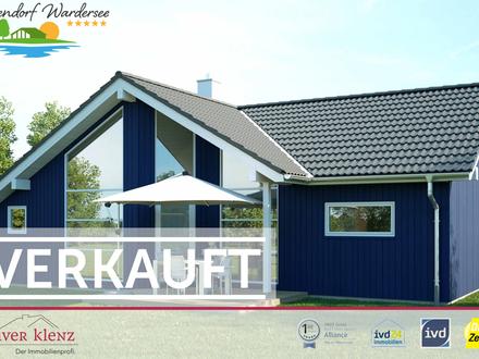 VERKAUFT - Feriendorf Wardersee - Rendite mit Ihrem eigenen Ferienhaus am See.
