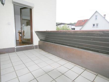 Bezugsfreie 4-Zimmerwohnung in Lustnau