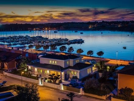 Architekten Villa in erster Meereslinie