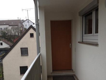 Vermietete 1 1/2 Zimmer-Wohnung für Kapitalanleger